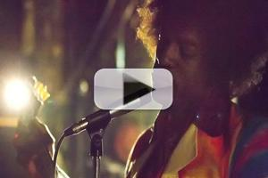 VIDEO: First Look - Andre 3000 Stars as Rock Legend Jimi Hendrix in ALL BY MY SIDE