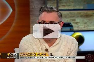 VIDEO: Alan Cumming Talks Return to Broadway in CABARET on CBS