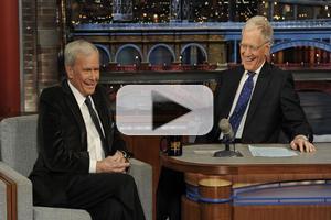 VIDEO: Tom Brokaw Talks Cancer Diagnosis on LETTERMAN