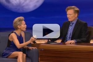 VIDEO: Kristin Chenoweth and Conan O'Brien Sing Puccini!