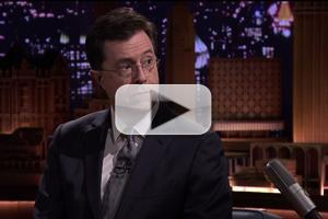 VIDEO: Stephen Colbert Plays 'Truth or Truth' on THE TONIGHT SHOW