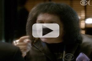 VIDEO: Sneak Peek - Rocker Gene Simmons Guests on Next CSI: CRIME SCENE INVESTIGATION