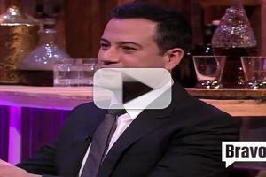 VIDEO: Jimmy Kimmel Talks Tom Ford, Leno & More on Bravo