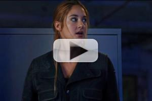 VIDEO: First Look - Shailene Woodley in New DIVERGENT Preview Clips