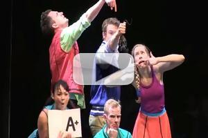 STAGE TUBE: Highlights from SCHOOLHOUSE ROCK LIVE! at The Marriott Theatre