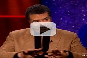 VIDEO: Neil deGrasse Tyson Talks COSMOS on Colbert