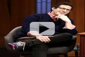 VIDEO: Andy Samberg Talks New Series 'Brooklyn Nine-Nine' on SETH MEYERS