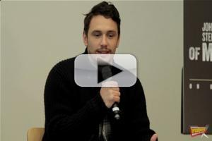 BWW TV: Early Look at Broadway's New OF MICE AND MEN, Starring James Franco