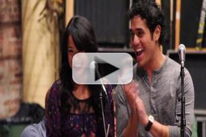 STAGE TUBE: Make Way! Behind the Scenes of ALADDIN's Broadway Sitzprobe