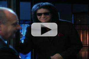 VIDEO: Sneak Peek - Gene Simmons Guests on Next CSI