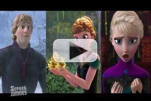 VIDEO: Hilarious 'Honest Trailer' for Disney's FROZEN