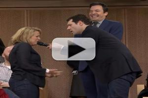 VIDEO: Eichner Plays 'Billy in the Audience' on FALLON