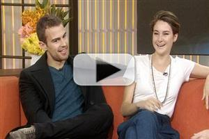 VIDEO: DIVERGENT Stars James & Woodley Talk Intense Training for Film