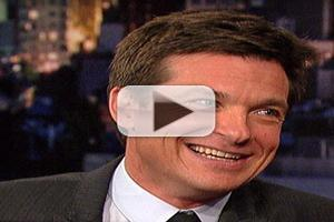 VIDEO: Jason Bateman Talks Directing, Starring in 'Bad Words' on LETTERMAN