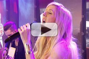 VIDEO: Ellie Goulding Performs 'Beating Heart' on TODAY