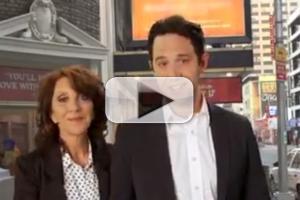 STAGE TUBE: Watch Tony Shalhoub, Santino Fontana & Andrea Martin in ACT ONE TV Spot!