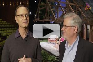 STAGE TUBE: David Hyde Pierce and Christopher Durang Talk 'VANYA AND SONIA' in LA