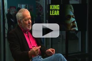 STAGE TUBE: Behind the Scenes with TFANA's KING LEAR, Michael Pennington