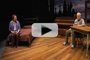 BWW TV: First Look at John Mahoney and Penny Slusher in Highlights of Northlight Theatre's CHAPATTI