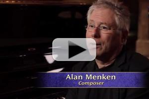 STAGE TUBE: Meet the Company of ALADDIN- Alan Menken
