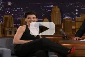 VIDEO: Julianna Margulies Talks Worst Audition Ever on FALLON