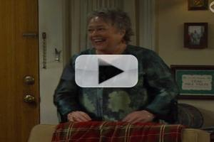 VIDEO: Sneak Peek - Kathy Bates Guests on Next MIKE & MOLLY