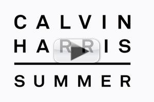 FIRST LISTEN: Calvin Harris' New Solo Single 'Summer'