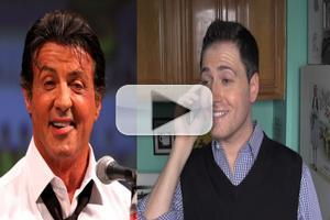 BWW TV Exclusive: CHEWING THE SCENERY WITH RANDY RAINBOW - Randy Talks ROCKY & More with Sylvester Stallone!