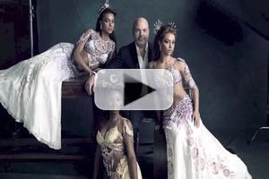 BWW TV: Behind the Scenes of ALADDIN's Vanity Fair Shoot With Casey Nicholaw and More!