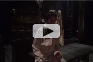 STAGE TUBE: Dr. Frankenstein and The Monster Sing FROZEN's 'Let It Go' at Drury Lane
