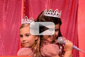 Video Ellen Reveals First Look At Sophia Grace Amp Rosie S