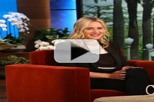 VIDEO: Kate Winslet Talks New Film 'Divergent' on ELLEN