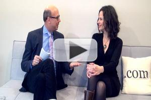 BWW TV Exclusive: BACKSTAGE WITH RICHARD RIDGE- Mandy Gonzalez Talks 54 Below, Belting, VAMPIRES, HEIGHTS & Much More!