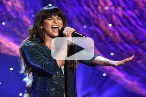 VIDEO: Lea Michele Performs 'On My Way' on ELLEN