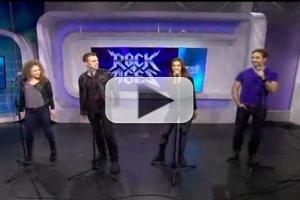 VIDEO: Cast of ROCK OF AGES Performs 'Don't Stop Believin'
