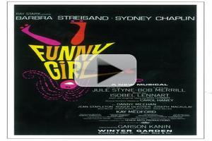 The Greatest Star! Incredible Vintage Footage Of Barbra Streisand In Broadway FUNNY GIRL!