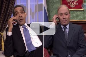 VIDEO: Obama & Putin Sing 'Let It Go' on JIMMY FALLON