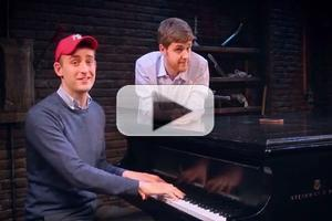 STAGE TUBE: MURDER FOR TWO Writers Welcome ALADDIN to Broadway!