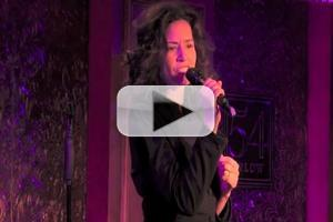 STAGE TUBE: Highlights from GHOSTLIGHT at 54 Below - Jenna Leigh Green, Mandy Gonzalez and More!