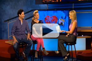STAGE TUBE: Stars of I LOVE LUCY LIVE ON STAGE Appear on KCAL-TV
