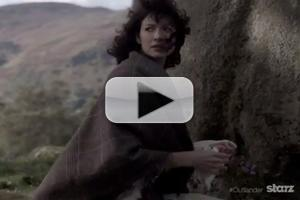 VIDEO: First Look - Teaser Trailer for Starz New Original Series OUTLANDER