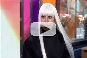 VIDEO: Lady Gaga Teases New Video 'G.U.Y.' Vdeo on TODAY