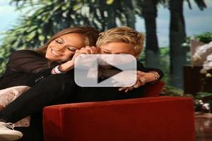 VIDEO: Jennifer Lopez Shares Some Love on Today's ELLEN