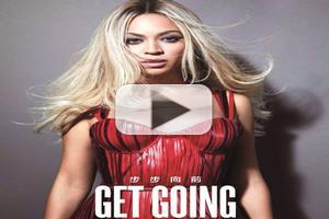 VIDEO: BEYONCE Featured in Toyota's 'Get Going' Campaign