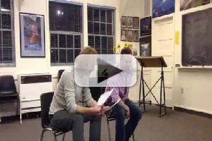 STAGE TUBE: Sneak Peek at Rehearsals for Out of the Box's BONNIE & CLYDE