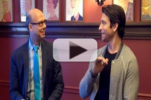 BWW TV Exclusive: BACKSTAGE WITH RICHARD RIDGE- Broadway's New Heavyweight Champ, Andy Karl!