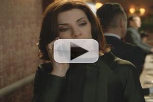 VIDEO: Sneak Peek - See What's Ahead on CBS's THE GOOD WIFE