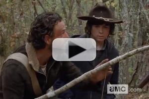 VIDEO: Sneak Peek - Season 4 Finale of AMC's THE WALKING DEAD