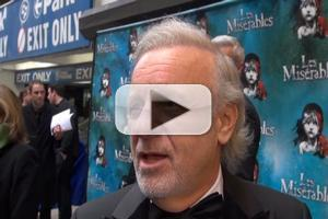 BWW TV: On the LES MISERABLES Red Carpet with Wilkinson, Boublil, Schonberg & More!