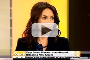 STAGE TUBE: Laura Benanti Talks MOST HAPPY FELLA, Her Live Solo Album & More!